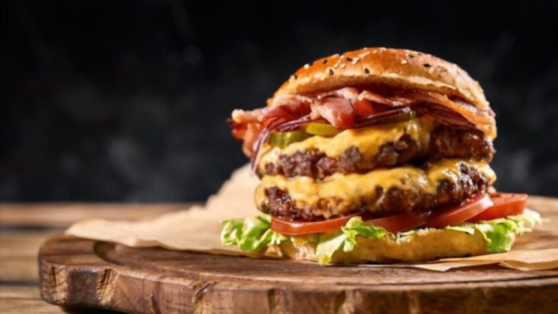 New Fast Food Juicy Burger Recipe How To Make Perfect Burgers Lifetime Guidance