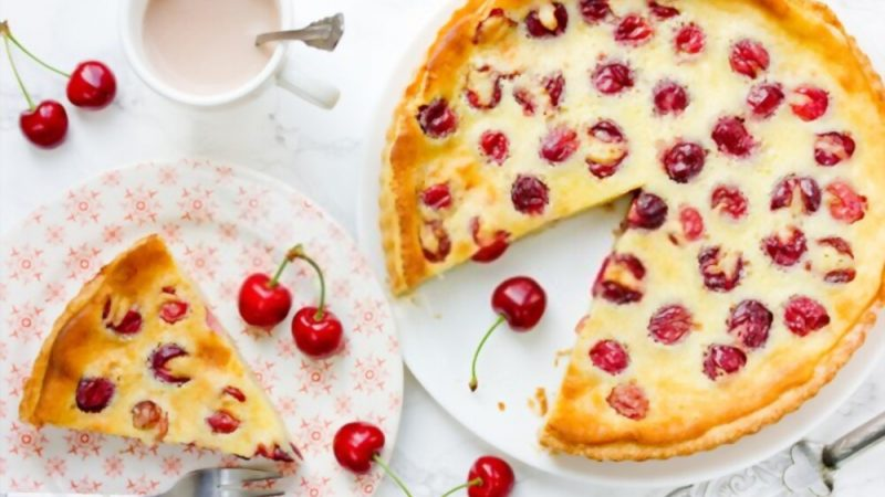 New Easy And Healthy Classic Cherry Pie Best Recipe In 2021 Try It