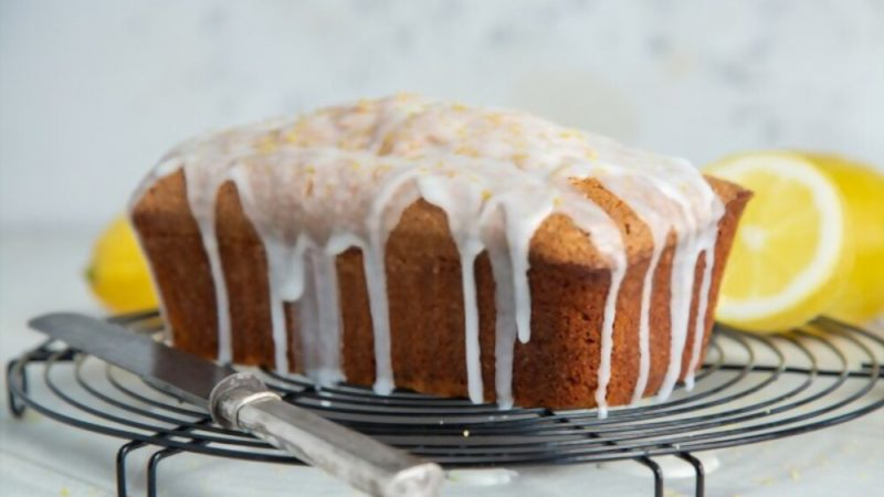 How To Make Lemon Poppy Seed Cake It's Easy And Healthy Sweet Dish